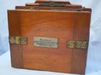 A -VERY RARE- 1885 Pre Kodak Eastman Wood Roll Film Back £149.99